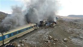 فاجعه در راهآهن
