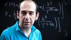 دانشمند ایرانی به مصاف انیشتین میرود