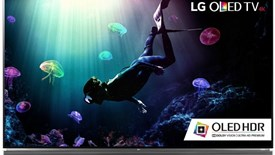 تلویزیونهای OLED الجی قابلیت خلق تصاویر شفاف و بیهمتا