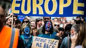 راهپیمایی هزاران تن از مخالفان بریگزیت در لندن