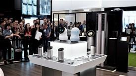 جذابیت خانه هوشمند الجی بر پایه اینترنت اشیا در نمایشگاه IFA 2017