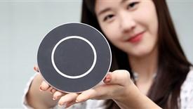 الجی پرسرعتترین شارژر بیسیم دنیا را معرفی کرد