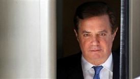 قاضی فدرال، پاول مانافورت را به زندان فرستاد
