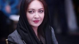 """سخنرانی """"نیکی کریمی"""" در مراسم پایان سال الجی در آستانه روز زن"""