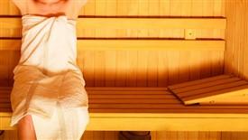 تاثیر فوق العاده سونا رفتن در کاهش بیماری های قلبی عروقی