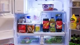 دلیل بوی بد یخچال چیست؟