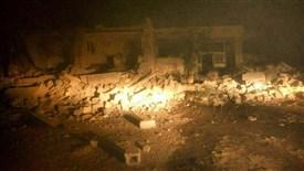 زلزلهای بزرگ بخشهایی از عراق و غرب ایران را لرزاند